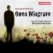 BRITTEN, B.: Owen Wingrave (Complete) by Alan Opie
