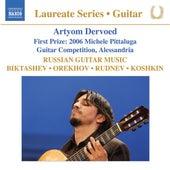 Play & Download Guitar Recital: Dervoed, Artyom - BIKTASHEV / OREKHOV / RUDNEV / KOSHKIN (Russian Guitar Music) by Artyom Dervoed | Napster