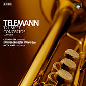 Play & Download Telemann: Complete Trumpet Concertos by Various Artists | Napster