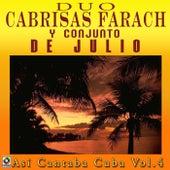 Asi Cantaba Cuba Vol. 4 by Duo Cabrisas