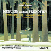 Play & Download Menuhin Conducts Prokofiev by Various Artists | Napster