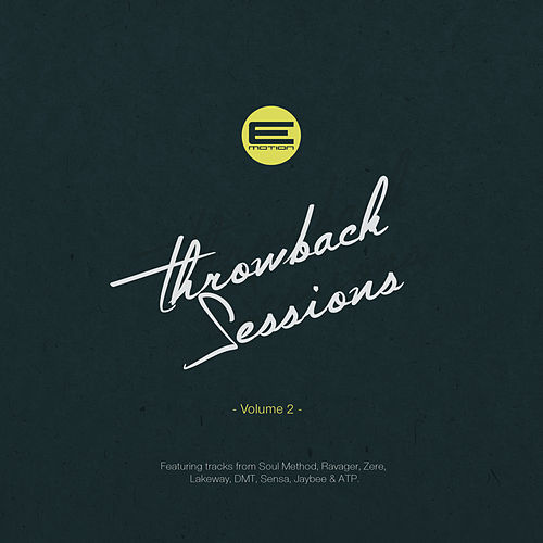 Throwback Sessions Volume 2 by Various Artists