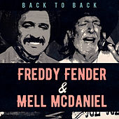 Play & Download Back to Back: Freddy Fender & Mel Mcdaniel by Various Artists | Napster