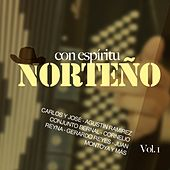 Con Espíritu Norteño, Vol. 1 by Various Artists