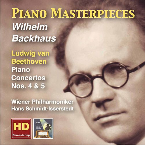 Piano Masterpieces: Wilhelm Backhaus Plays Beethoven (Remastered 2015) by Wilhelm Backhaus