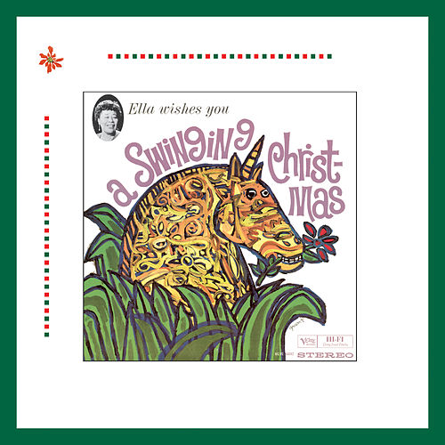 Play & Download Wishes You A Swinging Christmas by Ella Fitzgerald | Napster