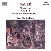 Play & Download Nocturnes Vol. 1 by Gabriel Faure | Napster
