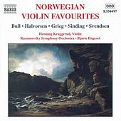 Norwegian Violin Favourites by Johan Svendsen