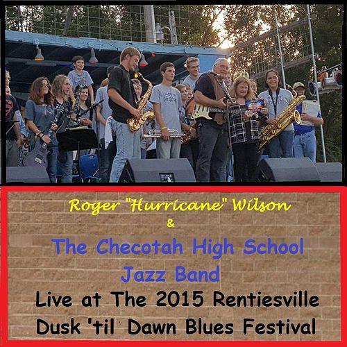 Play & Download Live at the 2015 Rentiesville Dusk 'til Dawn Blues Festival by Roger Hurricane Wilson | Napster