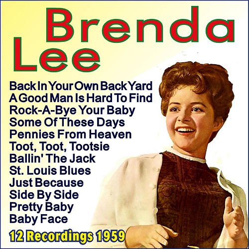 12 Recordings 1959 de Brenda Lee