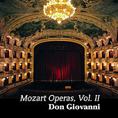 Mozart Operas Vol. II: Don Giovanni by Various Artists