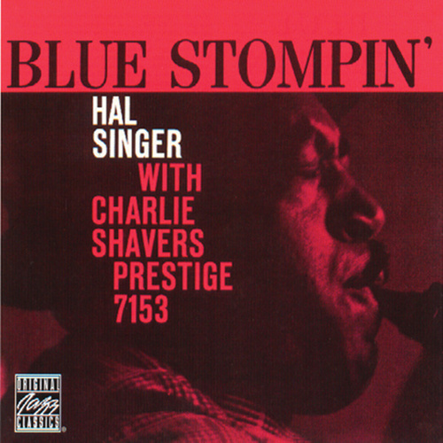 Play & Download Blue Stompin' by Hal Singer | Napster