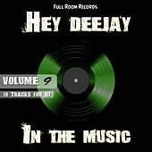 Hey Deejay In The Music, Vol. 9 - EP by Various Artists