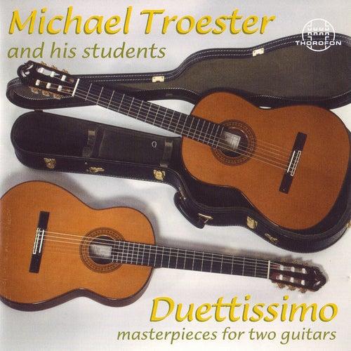 Duettissimo - Werke für zwei Gitarren by Michael Tröster