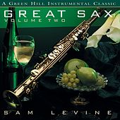 Play & Download Great Sax Vol. 2 by Sam Levine | Napster