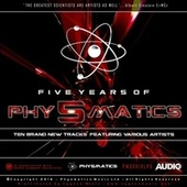 5 Years of Physmatics LP by Various Artists