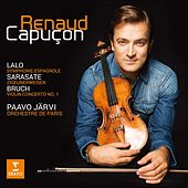 Play & Download Lalo: Symphonie espagnole - Bruch: Violin Concerto by Renaud Capuçon | Napster