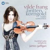 Korngold & Britten: Violin Concertos by Vilde Frang