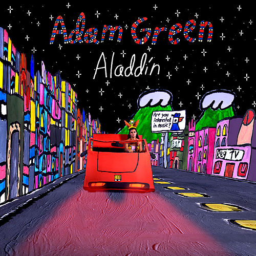 Play & Download Aladdin by Adam Green | Napster