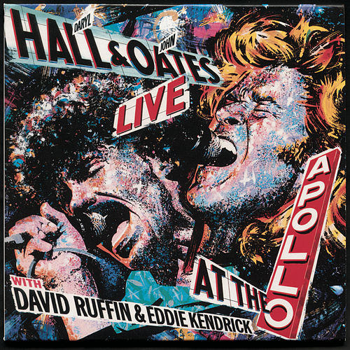Play & Download Live at the Apollo by Hall & Oates   Napster