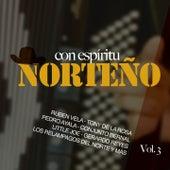 Con Espíritu Norteño, Vol.3 by Various Artists