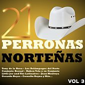 Play & Download 21 Perronas Norteñas, Vol. 3 by Various Artists | Napster