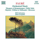 Play & Download Orchestral Music by Gabriel Faure | Napster