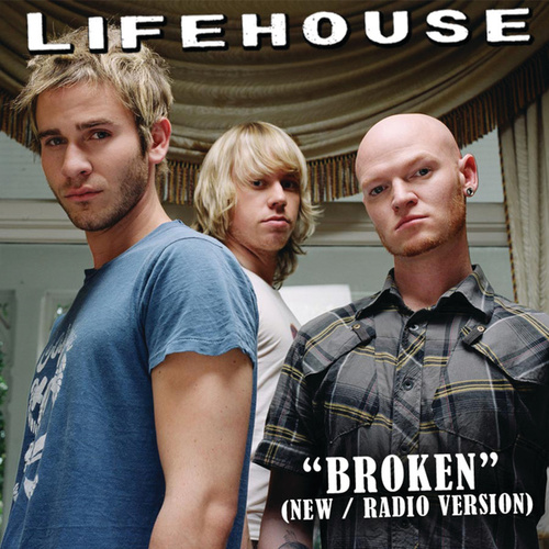 Play & Download Broken by Lifehouse | Napster
