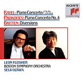 Play & Download Piano Concertos for the Left Hand by Leon Fleisher | Napster