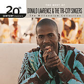 20th Century Masters - The Millennium Collection: The Best Of Donald Lawrence & The Tri-City Singers by Various Artists