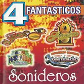 Play & Download 4 Fantasticos Sonideros Vol. 1 by Various Artists | Napster