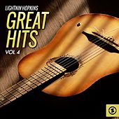 Great Hits, Vol. 4 by Lightnin' Hopkins