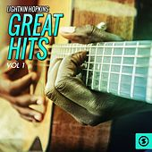 Play & Download Great Hits, Vol. 1 by Lightnin' Hopkins | Napster