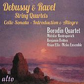 Debussy: String Quartet; Cello Sonata; Ravel: String Quartet; Introduction & Allegro by Various Artists