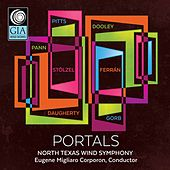 Play & Download Portals by North Texas Wind Symphony | Napster