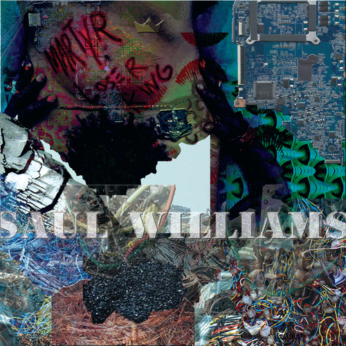 MartyrLoserKing by Saul Williams
