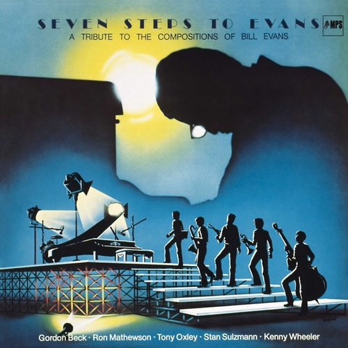 Play & Download Seven Steps to Evans by Gordon Beck | Napster