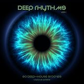 Deep Rhythms, Vol. 1 (20 Deep House Grooves) by Various Artists