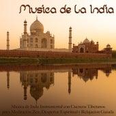 Musica de la India - Musica de Indu Instrumental con Cuencos Tibetanos para Meditaciòn Zen, Despertar Espiritual y Relajacion Guiada de Musica de la India