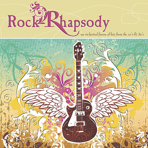 Play & Download Rock Raphsody by The Taliesin Orchestra | Napster