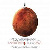 Life on Mars by Rick Wakeman