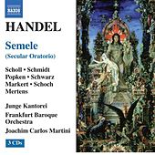 Play & Download HANDEL, G.: Semele [Oratorio] (Martini) by Annette Markert | Napster