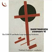 Play & Download Shostakovich: Symphony No. 8 in C Minor, Op. 65 by USSR RTV Large Symphony Orchestra | Napster