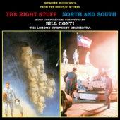 The Right Stuff / North And South (Original Scores) von Bill Conti