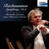 Rachmaninov: Symphony No. 3 by Japan Philharmonic Orchestra