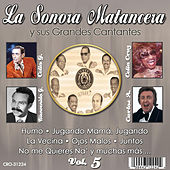 Sus Grandes Cantantes Volumen 5 by Various Artists