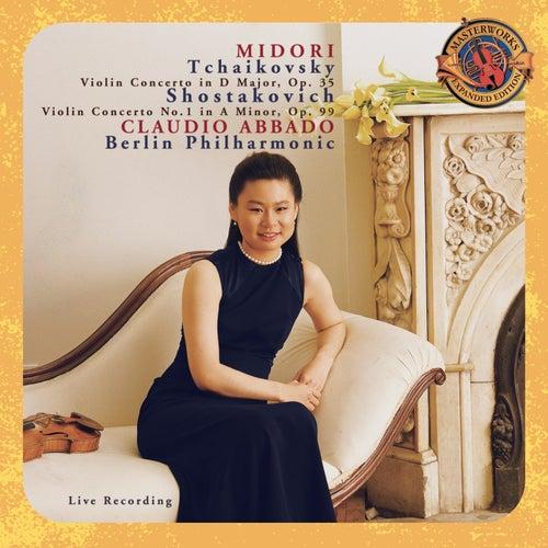 Tchaikovsky & Shostakovich: Violin Concertos [Expanded Edition] by Various Artists