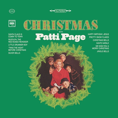 Play & Download Christmas With Patti Page by Patti Page | Napster