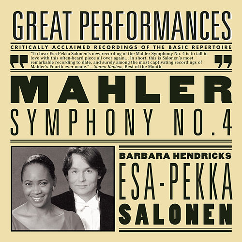 Play & Download Mahler: Symphony No. 4 by Los Angeles Philharmonic Orchestra | Napster