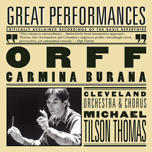 Play & Download Orff: Carmina Burana by Cleveland Orchestra | Napster